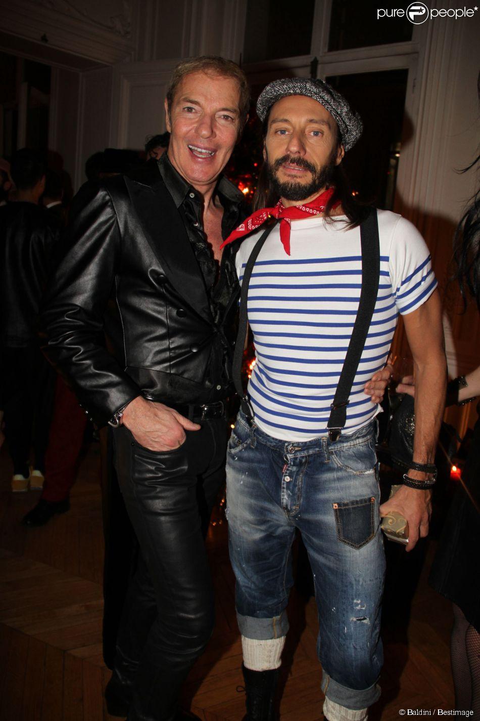 Exclusif - Tony Gomez, Bob Sinclar - Soirée chez Tony Gomez suivie d'un show de Bob Sinclar aux platines du Queen à Paris, le 19 décembre 2014.