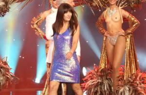 Nolwenn Leroy et Alessandra Sublet : Sexy et sur leur 31 pour une soirée cabaret