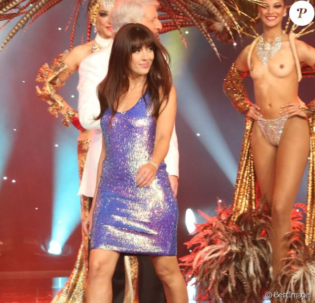 "Exclusif - Nolwenn Leroy - Enregistrement de l'émission ""Le plus Grand Cabaret sur son 31"". 2014."