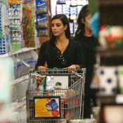 Kim Kardashian et Kendall Jenner : Courses de dernière minute avant Noël