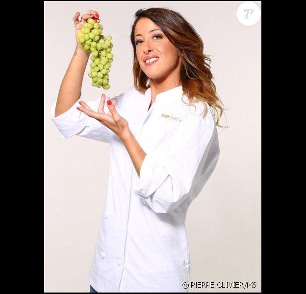 Latifa Ichou, ex-participante de la saison 4 - Candidat de Top Chef 2014. L'émission sera de retour le 20 janvier sur M6.