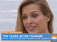 Petra Nemcova, rescapée du tsunami : Emouvant retour sur les lieux du drame...