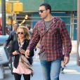 Hayden Panettiere et Wladimir Klitschko à New York le 5 mai 2014