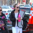 Kaley Cuoco Sweeting leaving yoga class with a friend, Los Angeles, CA, USA on December 15, 2014. Photo by Ramey Agency/ABACAPRESS.COM16/12/2014 - Los Angeles