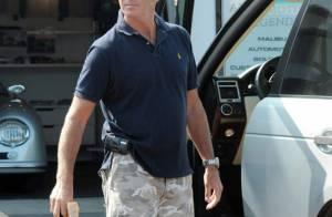 PHOTOS : Pierce Brosnan est aussi un papa poule !