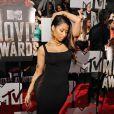 Nicki Minaj lors de la soirée des MTV Movie Awards 2014 à Los Angeles, le 13 Avril 2014.
