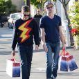 Neil Patrick Harris et son mari David Burtka à West Hollywood, Los Angeles, le 27 décembre 2014