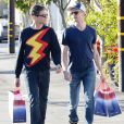 Neil Patrick Harris et David Burtka à West Hollywood, Los Angeles, le 27 décembre 2014
