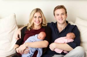 Richard Branson, papy ''fier'' : Il présente les jumeaux de sa fille Holly