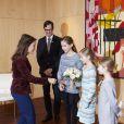La princesse Marie de Danemark remettait le 14 janvier 2015, à l'ambassade du Canada à Copenhague, le prix littéraire des ambassadeurs à l'auteure canadienne Kim Thuy.