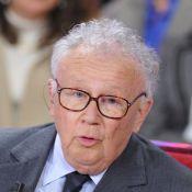 Philippe Bouvard pleure son frère Jacques Chancel : ''Il me laisse orphelin...''