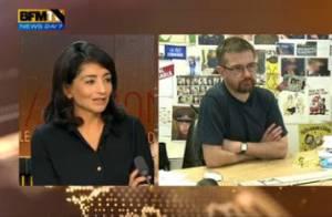 Jeannette Bougrab, compagne de Charb : 'J'ai perdu mon amour, une partie de moi'