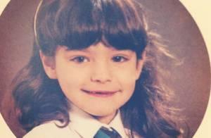 Reconnaissez-vous cette petite fille édentée devenue une star ultrasexy ?