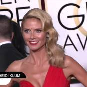 Heidi Klum vs Cindy Crawford : Duel sexy aux Golden Globes