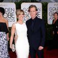 Felicity Huffman et William H Macy - La 72e cérémonie annuelle des Golden Globe Awards à Beverly Hills, le 11 janvier 2015