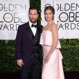 Matthew McConaughey et Camila Alves - La 72e cérémonie annuelle des Golden Globe Awards à Beverly Hills, le 11 janvier 2015