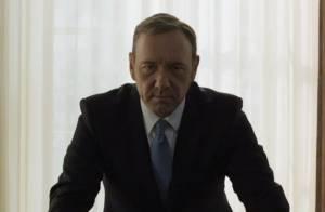 House of Cards, saison 3 : Première bande-annonce après le sacre de Kevin Spacey
