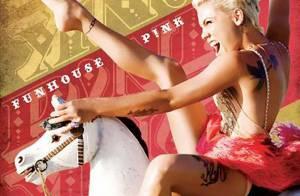 PHOTO : Découvrez le nouvel album de Pink !