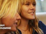 Sarah Lavoine et sa fille Yasmine : Duo complice pour une campagne mode !