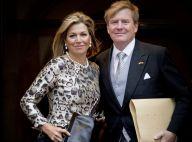 Maxima des Pays-Bas : Glamour à souhait pour inaugurer 2015