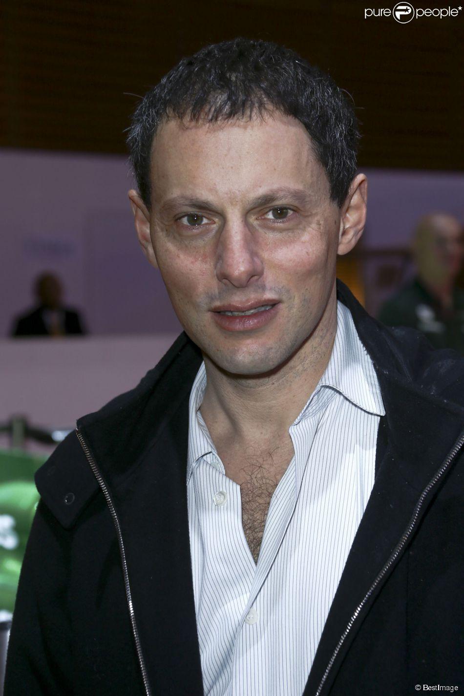Marc Olivier Fogiel à Villepinte le 8 décembre 2013.
