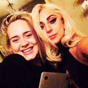 Lady Gaga et Adele joue contre joue : Bientôt une collaboration ?