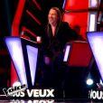 Tous les coachs fans d'Hiba Tawaji dans The Voice 2015 sur TF1, le samedi 24 janvier 2015