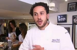Top Chef 2015 : Le look d'Olivier et l'assurance de Florian font réagir Twitter