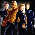Les 4 Fantastiques au cinéma, pour deux volets en 2005 et 2007.