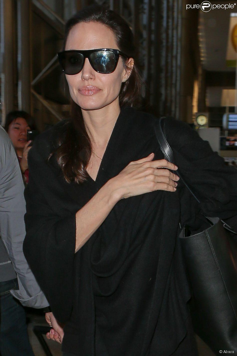 Angelina Jolie : Un no...