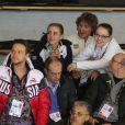 Exclusif - La princesse Alexandra de Hanovre lors du FOJE (Festival Olympique de la Jeunesse Européenne) d'hiver 2015 à Dornbirn le 28 janvier 2015