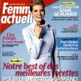 Magazine  Femme Actuelle  en kiosques le 2 février 2015.