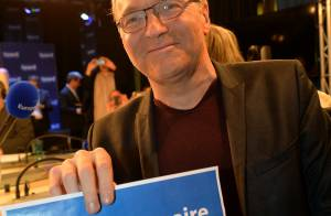 Laurent Ruquier, Claire Chazal, Nikos... Journée au top pour les 60 ans d'Europe 1