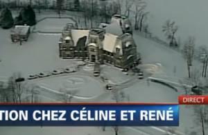 Céline Dion : Son sublime manoir de 25 millions de dollars inondé !