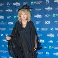 Yolande Moreau lors de la 5e de la cérémonie des Magritte du cinéma belge à Bruxelles le 7 février 2015