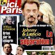 Magazine  Ici Paris , en kiosques le 11 février 2015.