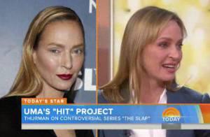 Uma Thurman méconnaissable : Elle revient sur sa transformation surprenante