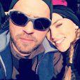 Jason Priestley a ouvert un compte Instagram et il y a ajouté cette photo le 26 décembre 2014