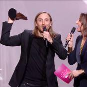 Victoire pour David Guetta: 'Merci à mes enfants pour la permission de sortie !'