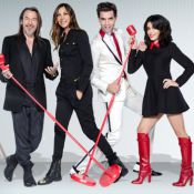 The Voice 4 - Zazie, Mika, Jenifer, Florent Pagny : La Saint-Valentin des coachs