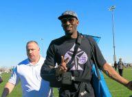 Kobe Bryant : Père supporter et mari ravi, la star des Lakers en famille