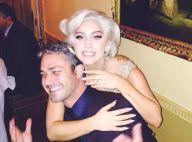 Lady Gaga fiancée: Taylor Kinney l'a demandée en mariage, elle exhibe sa bague !