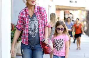 Tori Spelling : Sa fille Stella, fashionista en herbe, dévalise les boutiques