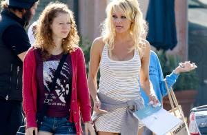 Pamela Anderson, divorce houleux : Accusée par Rick Salomon, elle se venge !