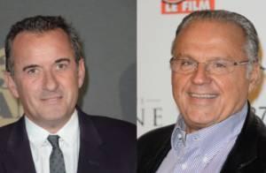 Christophe Dechavanne et Gérard Louvin : Face-à-face tendu aux Grosses Têtes !