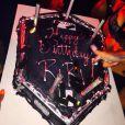 Rihanna célèbre ses 27 ans : son gâteau !