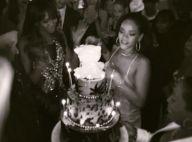 Rihanna a fêté ses 27 ans : Surprise de Leonardo DiCaprio, fous rires entre BFF