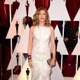 Rene Russo - 87e cérémonie des Oscars à Hollywood, le 22 février 2015.
