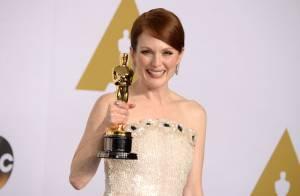 Julianne Moore en or : Émotion, glamour et gloire aux Oscars
