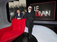 Karl Lagerfeld sur Le Divan de Marc-Olivier Fogiel : Confidences sur Choupette